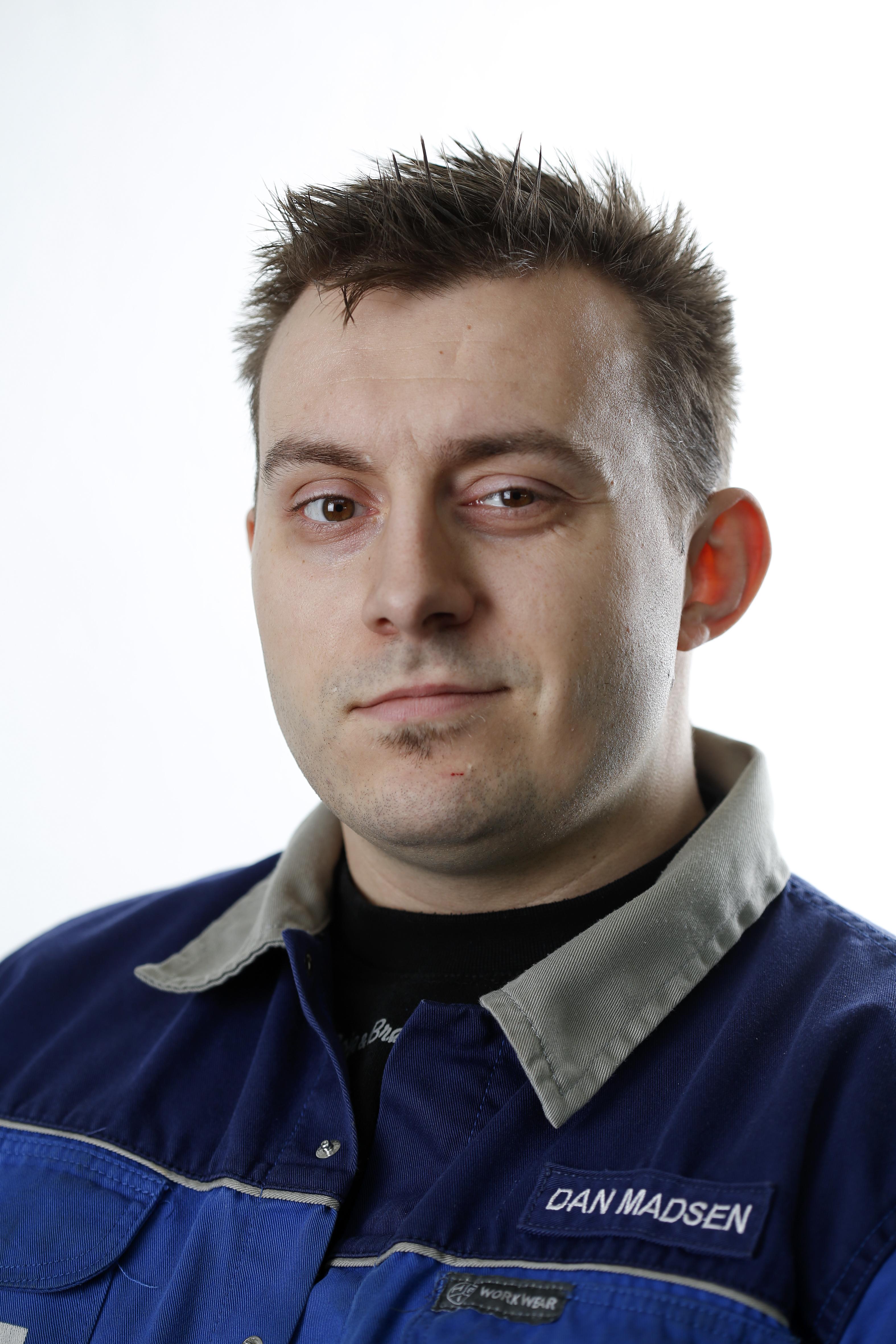 Dan Madsen