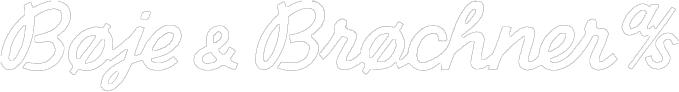 Bøje & Brøchner A/S